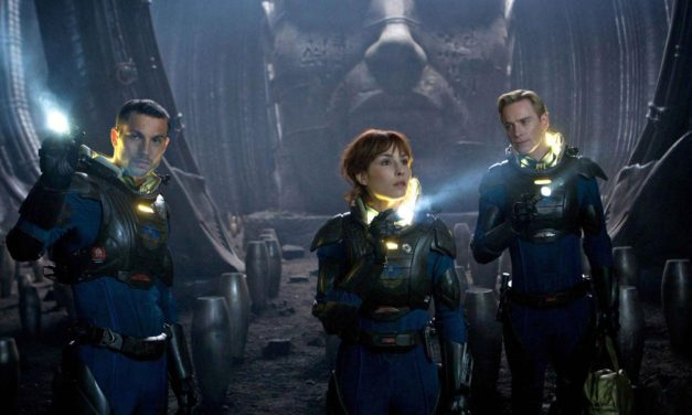 5 Scientists Share Their Baffled Reactions on the Science in 'Prometheus'