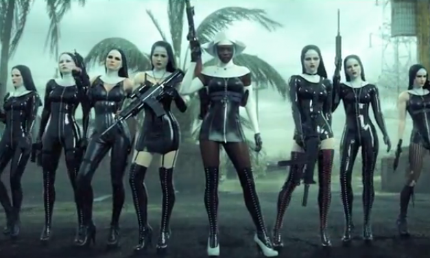 A Stripper Reviews the Saints of 'Hitman: Absolution'