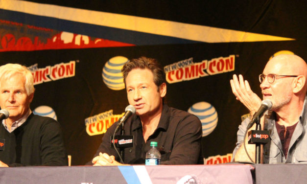 6 spoiler-free tidbits about the upcoming X-Files show from New York Comic Con