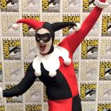 Image of the day: John Barrowman is as good a Harley Quinn as Margot Robbie