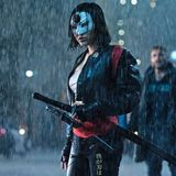 Meet Katana, Suicide Squad's most lethal person. With a sword, anyway