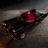 Holy automobile replica! You can own this Batmobile for $500K