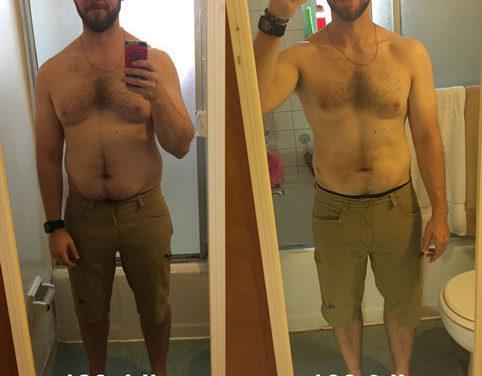 Gamer Loses 14 Pounds in 50 Days Playing the HTC Vive