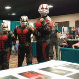 Image of the day: Inventive Ant-Man cosplay expands to five people