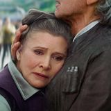 Syfy Wire's editors pay tribute to Carrie Fisher
