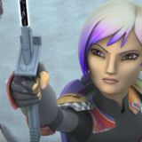 Star Wars Rebels clip has Sabine wielding the Darksaber
