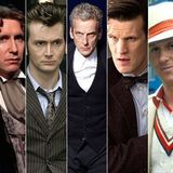 Who fans can win breakfast in London with seven out of the eight living Doctors