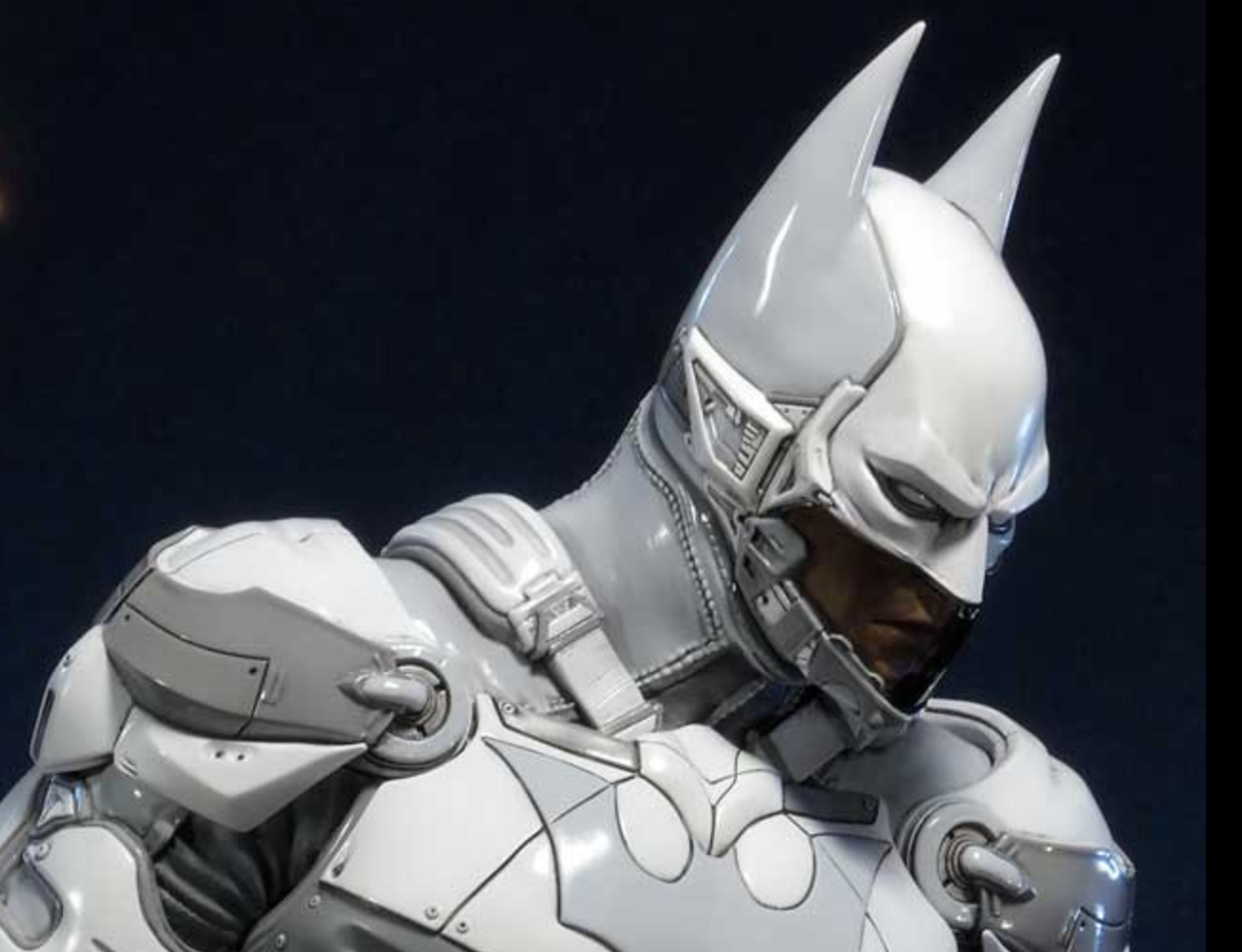 Image of the Day: Feast your eyes on this $939 Batman statue