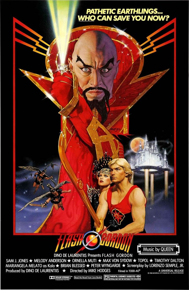 How Guardians of the Galaxy derailed Matthew Vaughn's Flash Gordon reboot