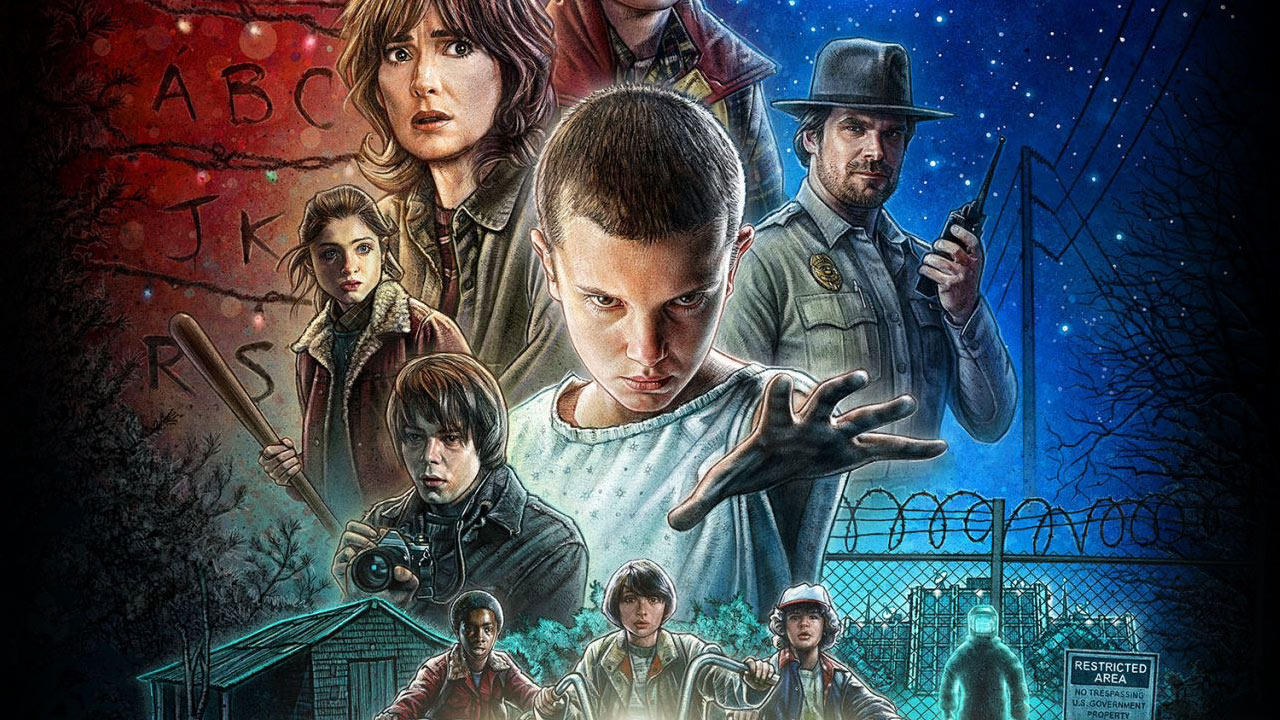 Unauthorized Stranger Things pop-up bar receives a hilarious cease-and-desist letter