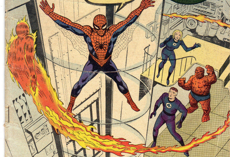 Alleged comic book thief caught trying to sell rare Spidey, X-Men issues