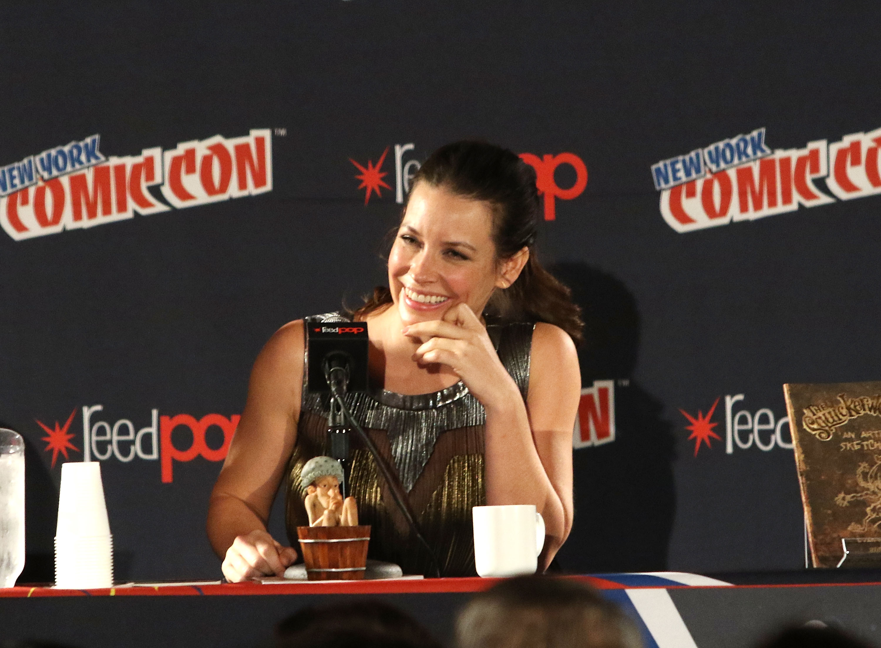 Evangeline Lilly on what the MCU can learn from Lost in the next phase