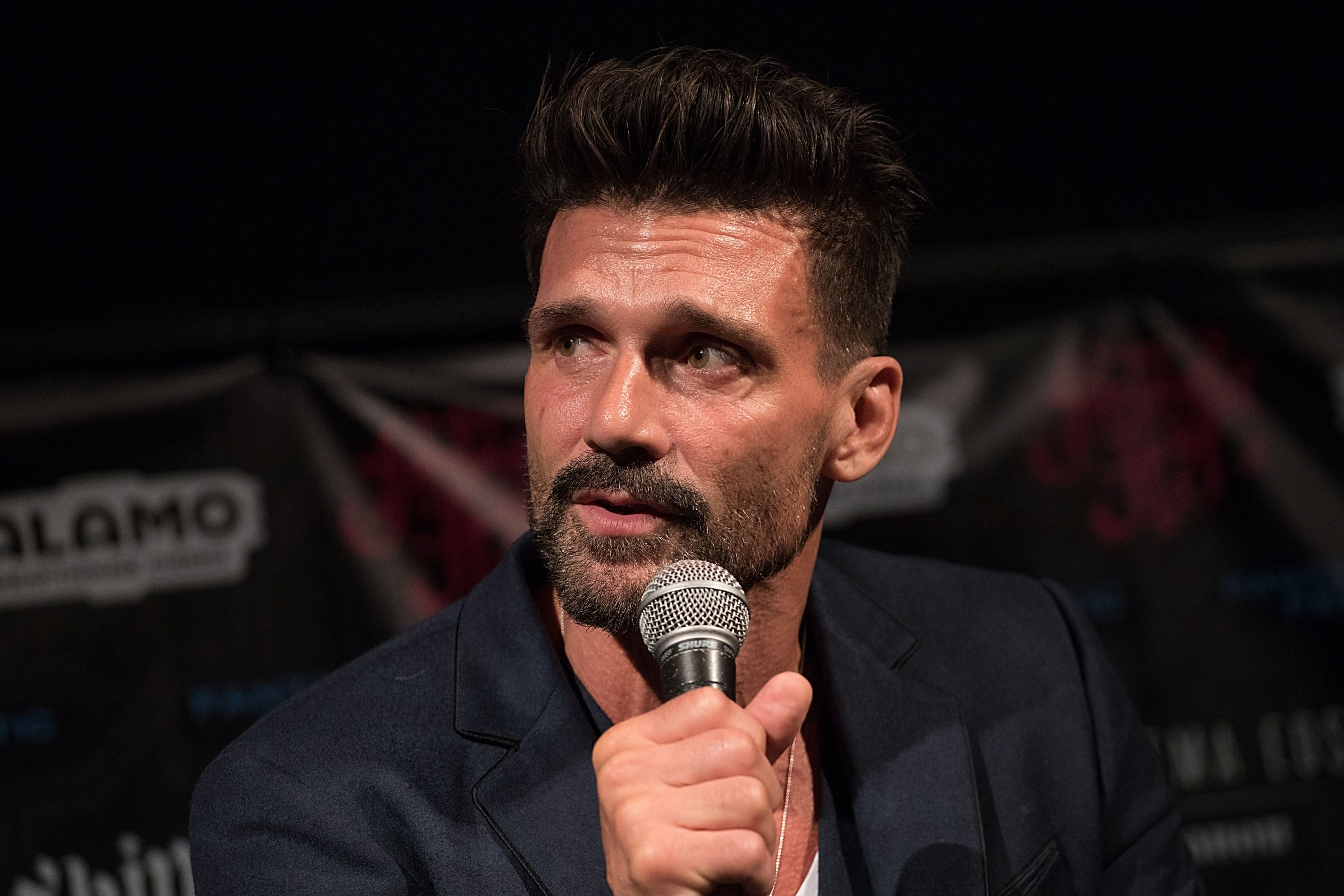 Frank Grillo and Mel Gibson up for blood-soaked time loop flick Boss Level
