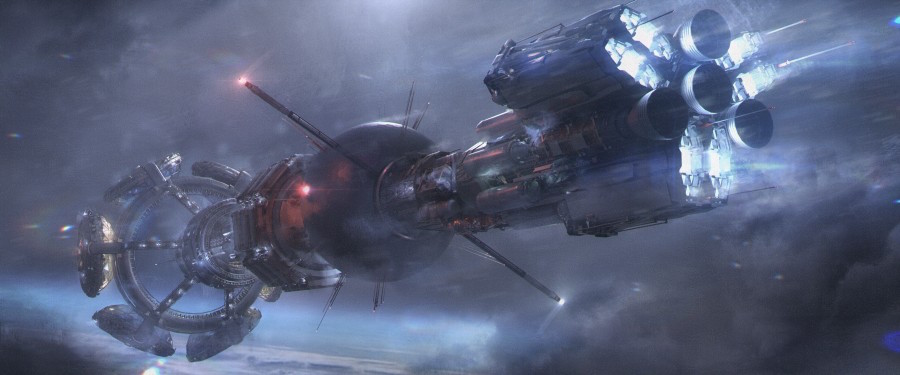 George R.R. Martin announces Nightflyers will have a 10-episode first season