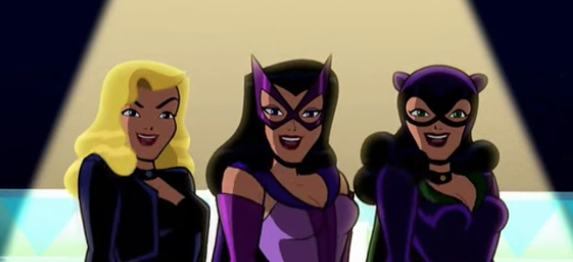 Stuff We Love: The lyrics in Batman: The Brave and the Bold's 'Birds of Prey' are naughty fun