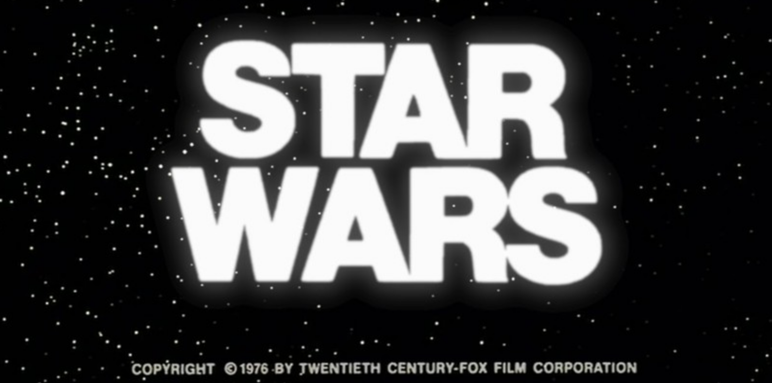 Stuff We Love: The original Star Wars trailer is a brilliantly flawed diamond in the rough